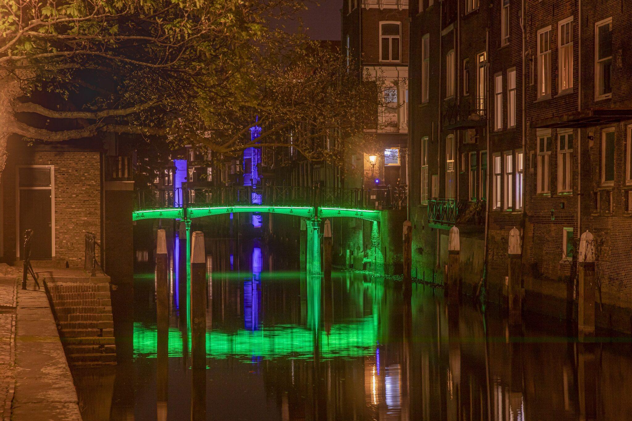 Historisch Dordrecht in het licht
