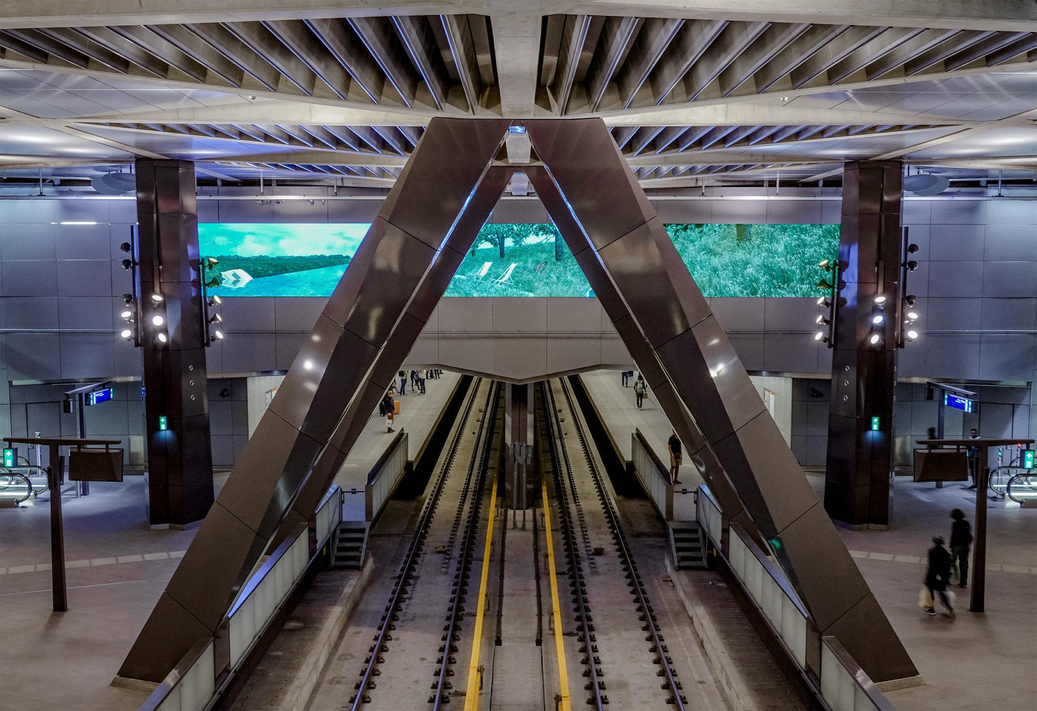 Architecturale verlichtingsoplossingen