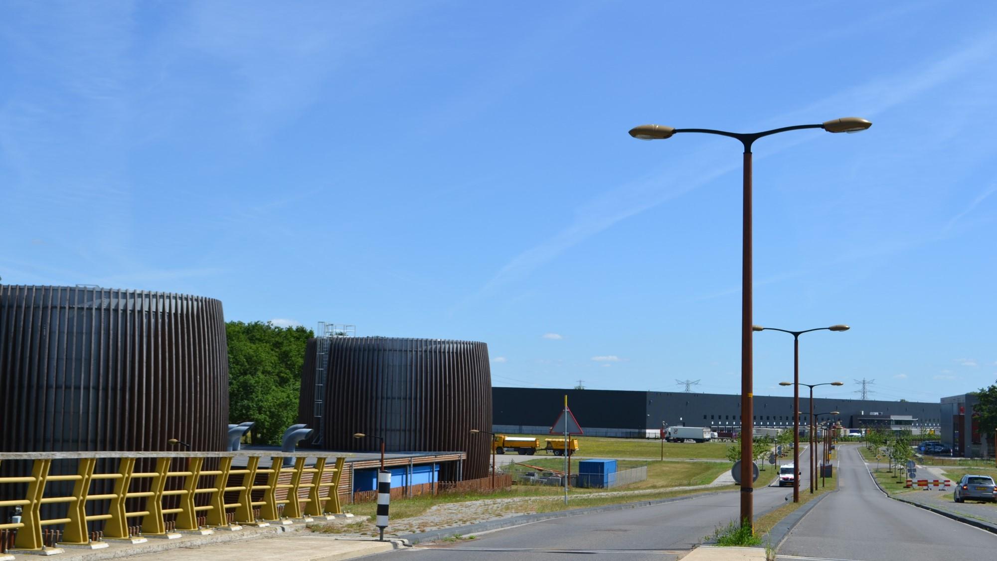 Openbare verlichting bedrijvenpark Twente