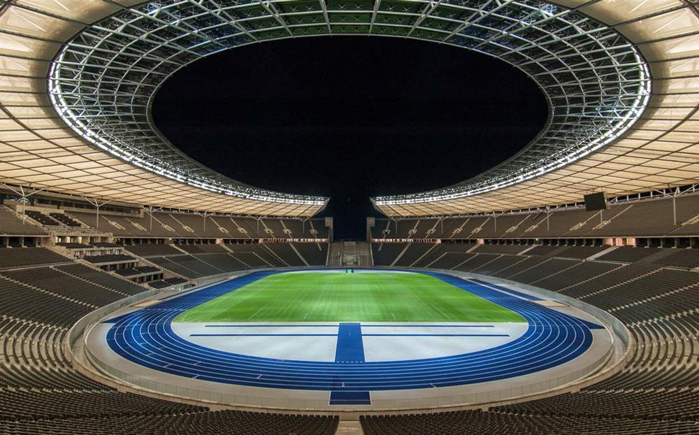 Sportvelden & terreinen - stadions