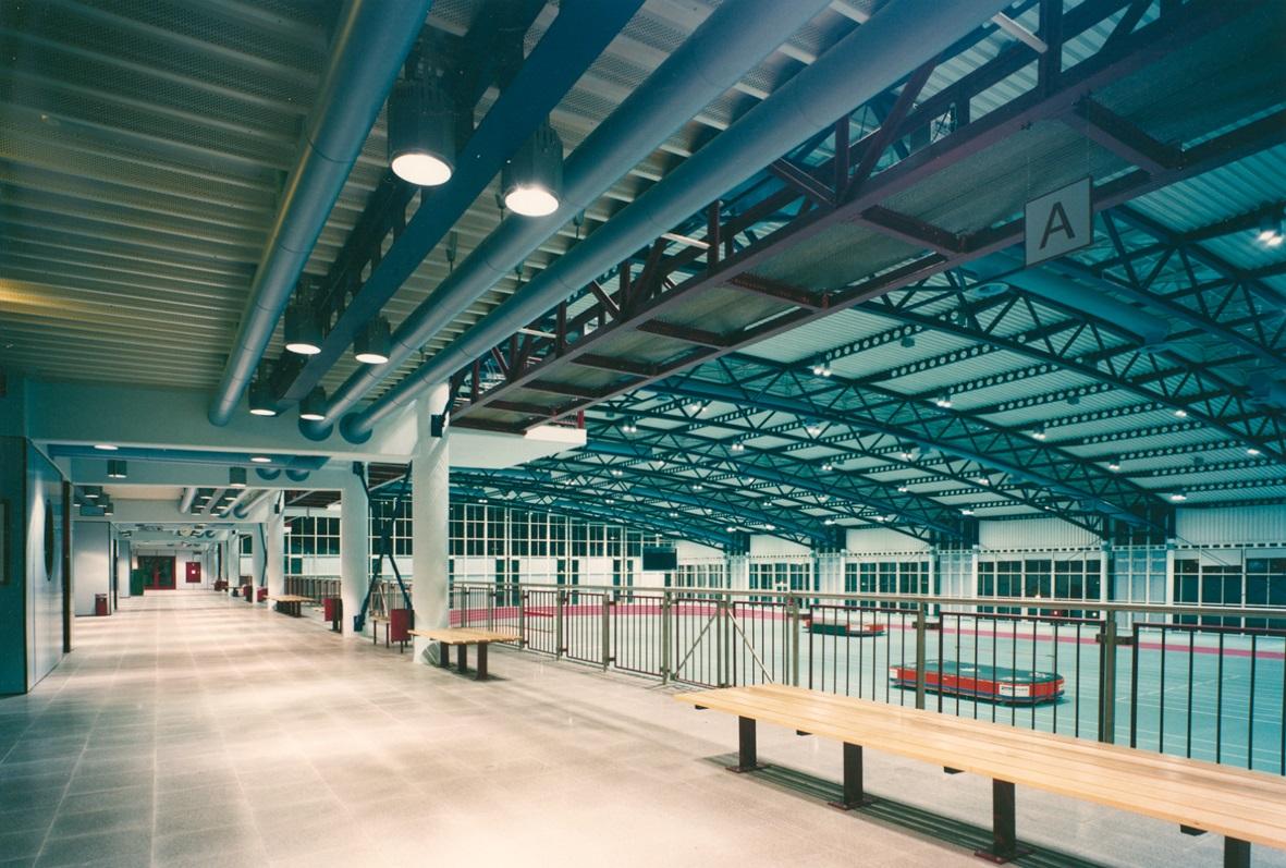 Sporthallen & zwembaden