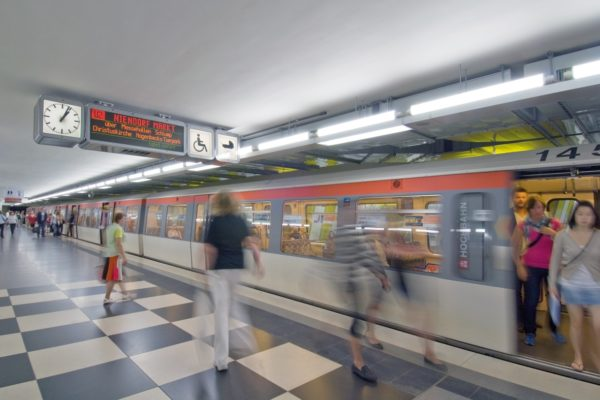 Spoortunnel- stations - emplacementen