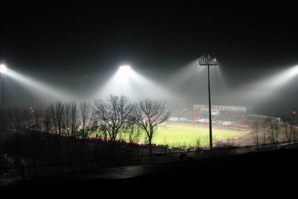 sportvelden & terreinen -stadions