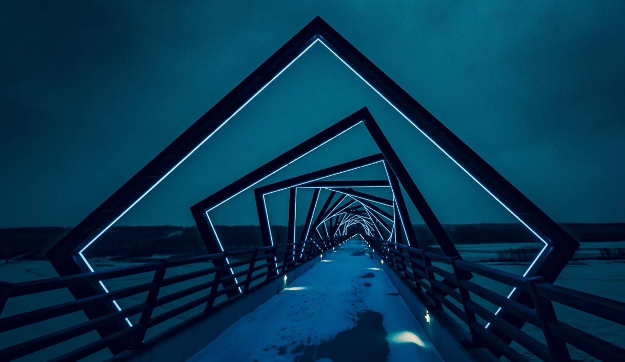 Industrielicht een verschil van dag en nacht