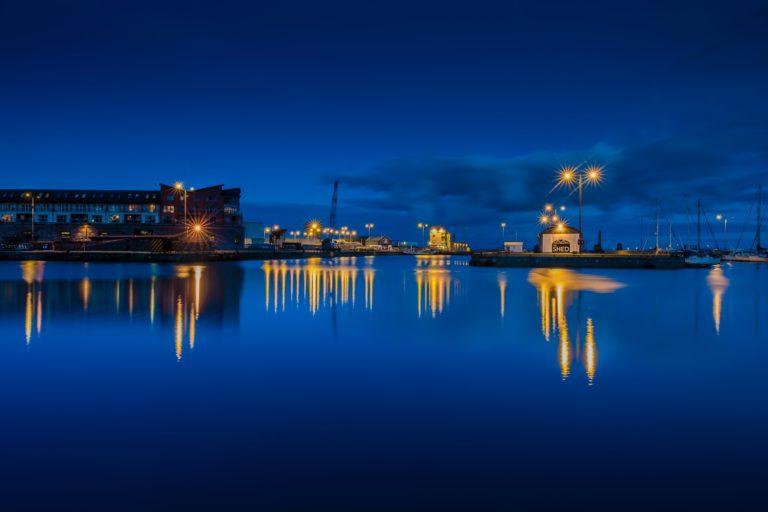 Terminals - havens - petrochemische plants
