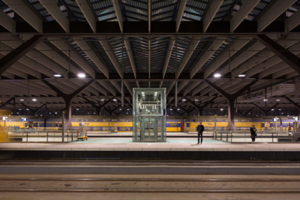 Spoortunnel - stations - emplacementen