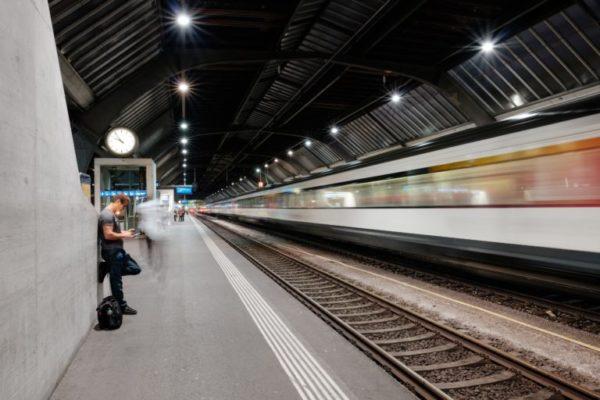 Spoortunnels - stations - emplacementen