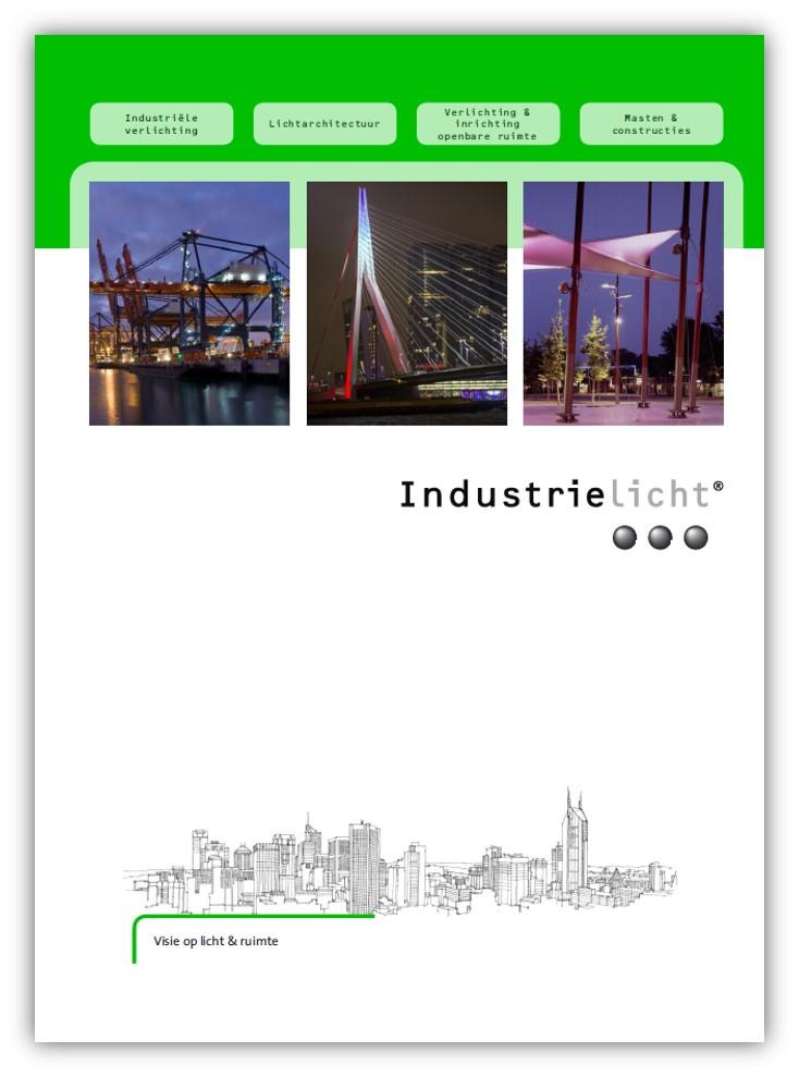 Corporate brochure Industrielicht B.V.