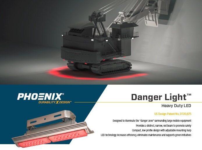 De Danger Light