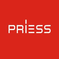 Exclusief agentschap Priess voor Industrielicht